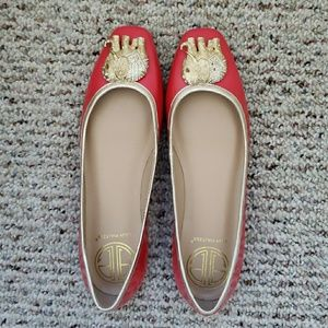 Lilly Pulitzer Elephant Flats 6M New Without Box